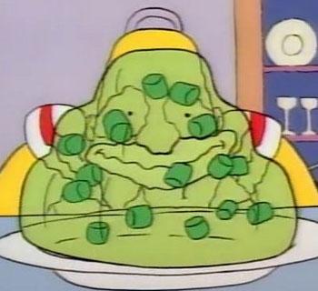 Marge's Delicious Gelatin Dessert