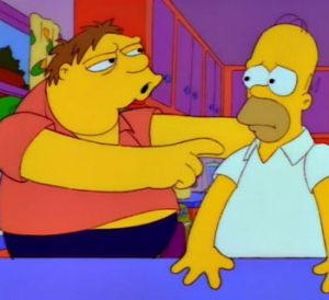 Barney-Gumbles-Omelette-Screenshot