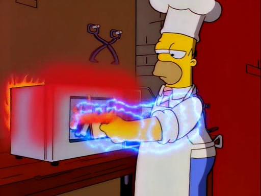 Homer's-Breakfast-for-Mr.-Burns-Screenshot-1