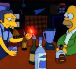 Flaming-Homer-Screenshot