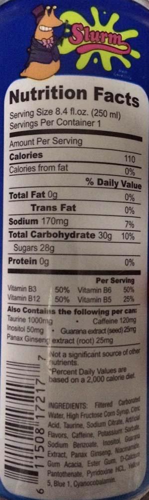 Slurm-Ingredients