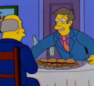 Skinner's Steamed Hams screenshot