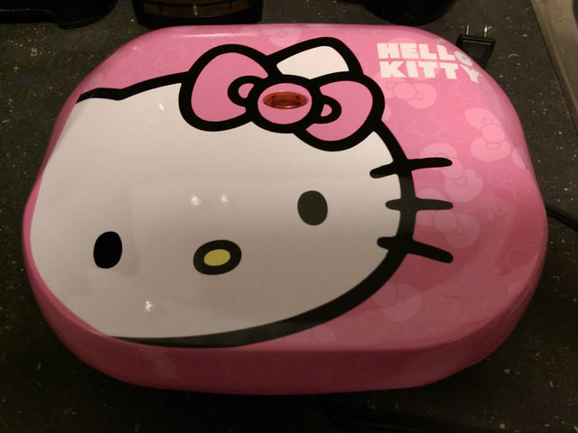 Hello-Kitty-Panini-Press