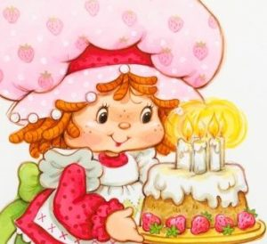Strawberry Shortcake Screenshot