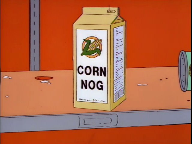 Corn Nog Screenshot